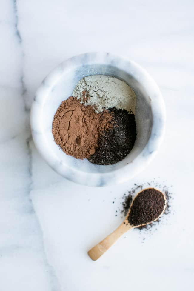 Anti-Aging Mocha Mud Mask Recipe Hello Glow