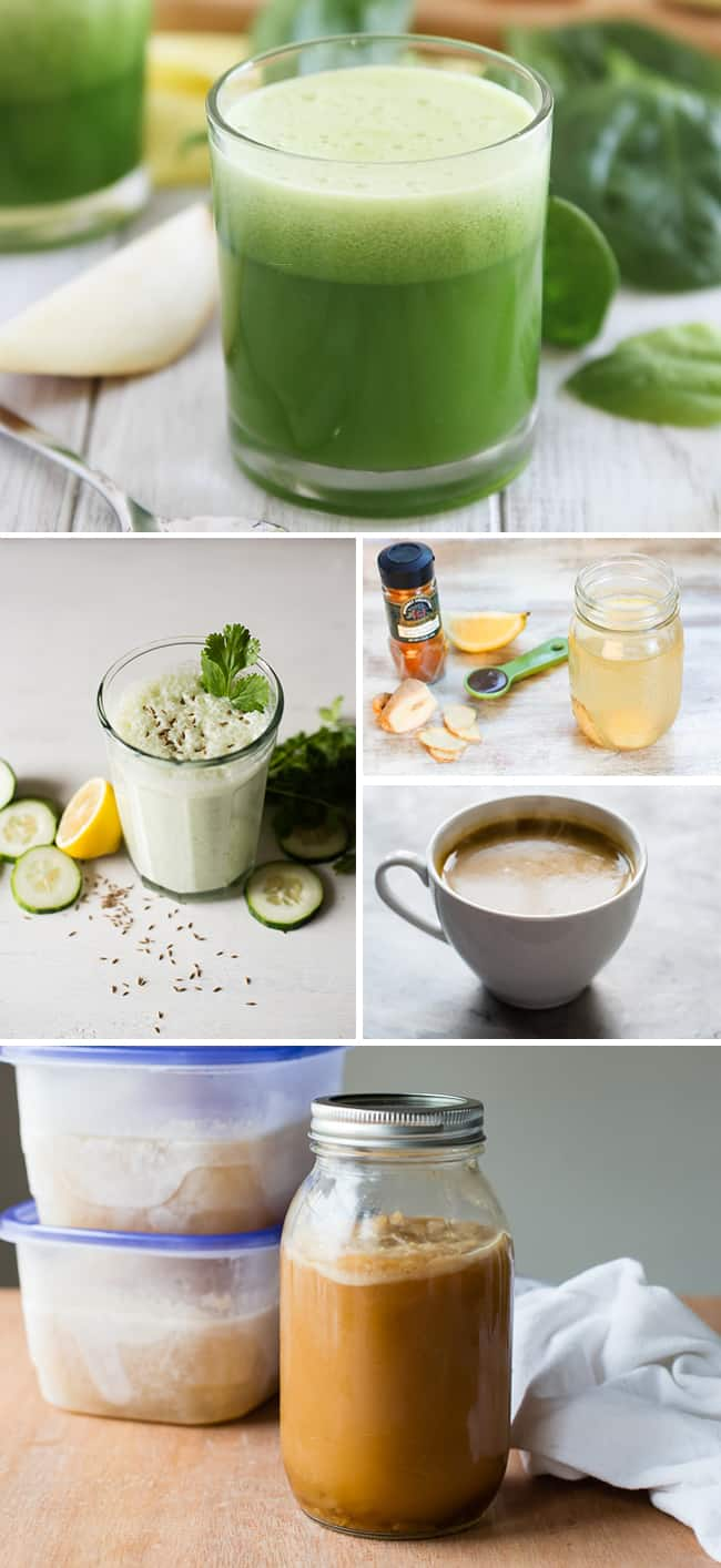 5 Ways to Make a Detox Drink