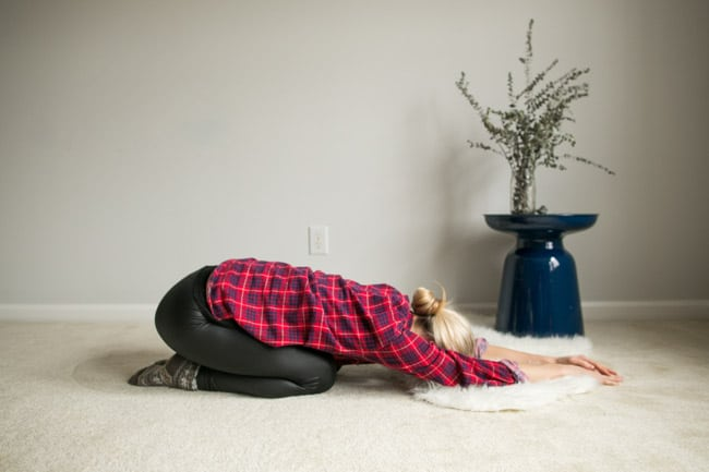 Yoga for Sleep | 10 Healthy Bedtime Rituals for an Awesome Tomorrow
