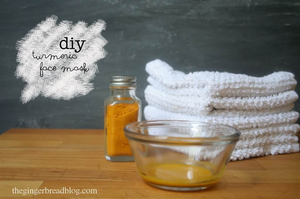 Reduce skin redness turmeric mask   11 Turmeric Beauty Recipes