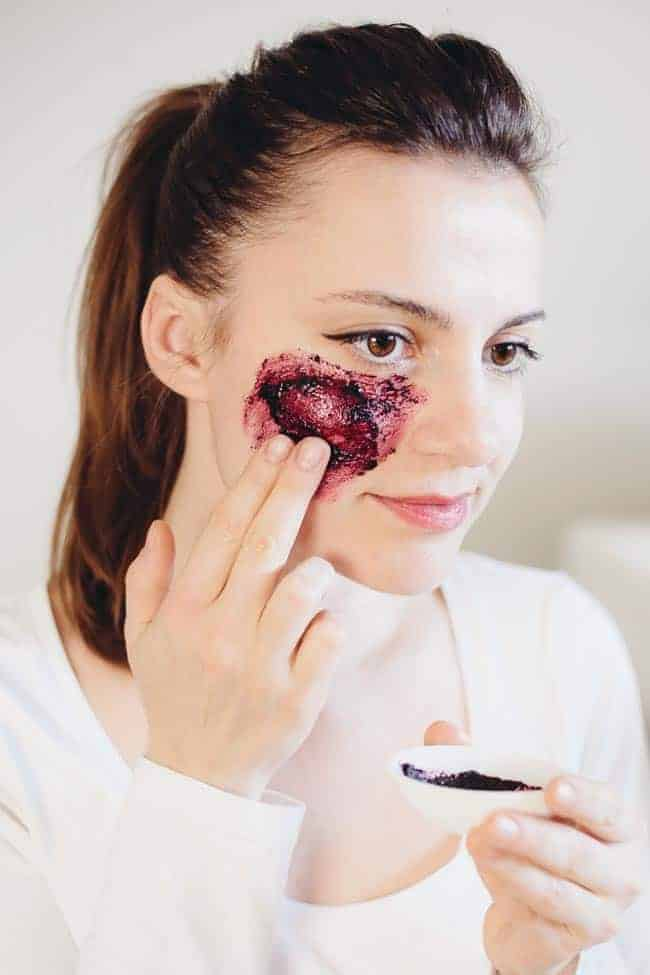 Acai Face Mask | 50 Face Mask Recipes