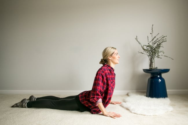 Cobra Stretch   7 Back + Hip Stretches Perfect Before Bed