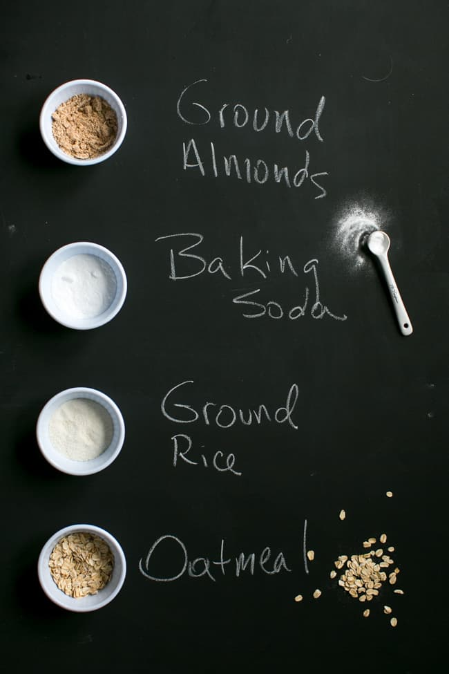 Exfoliants for Homemade Face Scrubs