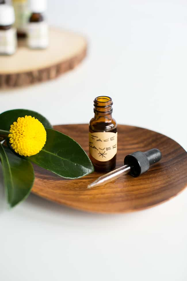 DIY Face Massage + 5 More Essential Oil Massage Blends