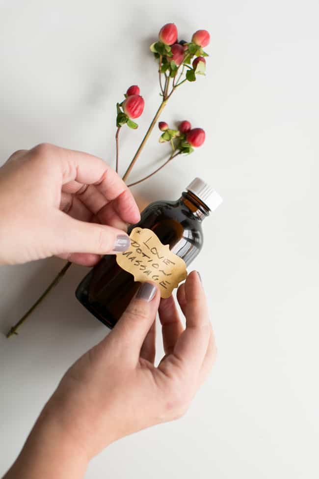 Our 10 Favorite Ways to Use Essential Oils - Massage Oil