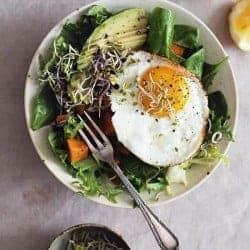 Better Breakfast Series: Sweet Potato Breakfast Hash