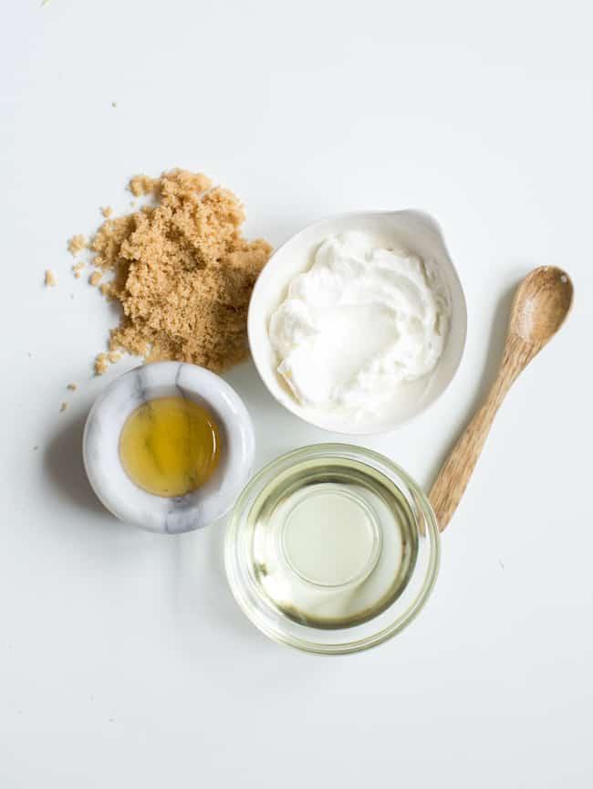Brown Sugar Yogurt Mask | 8 Yogurt Mask Recipes
