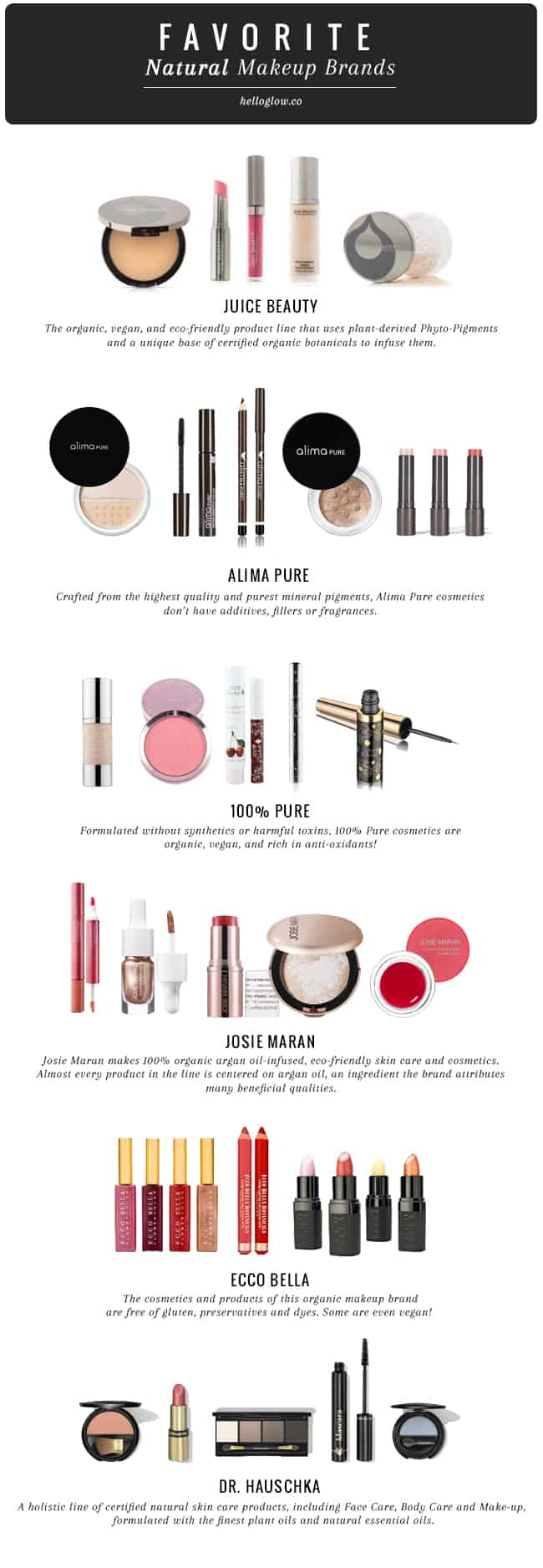 Best natural makeup