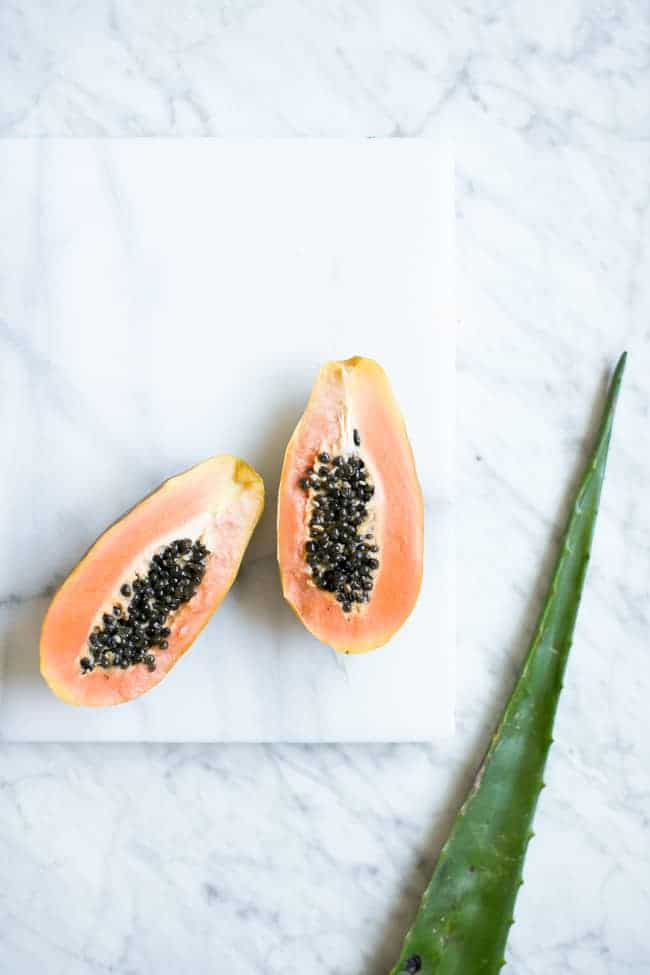 Papaya for Dark Spots | 13 Natural Age Spot Remedies