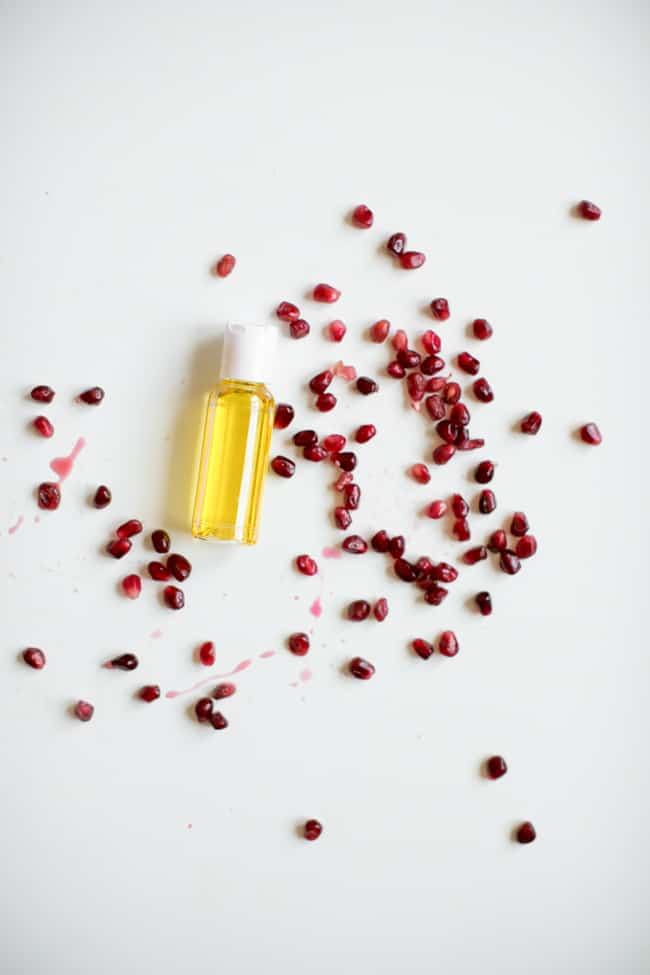 Pomegranate Seed Oil | 11 Carrier Oils for Skin