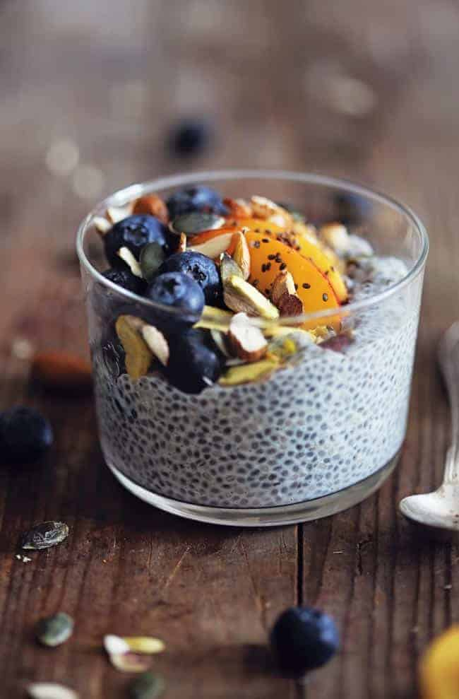 Make-Ahead Coconut Chia Pudding