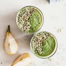Spring Green Detox Madness Smoothie