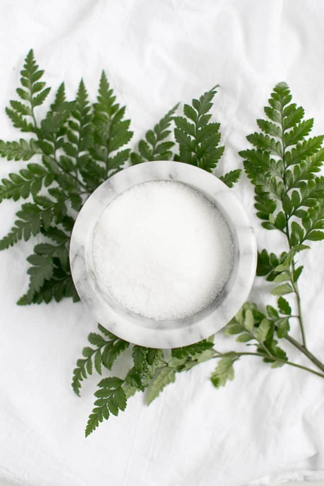 Salt | 10 Must-Have Ingredients for Homemade Cleaners
