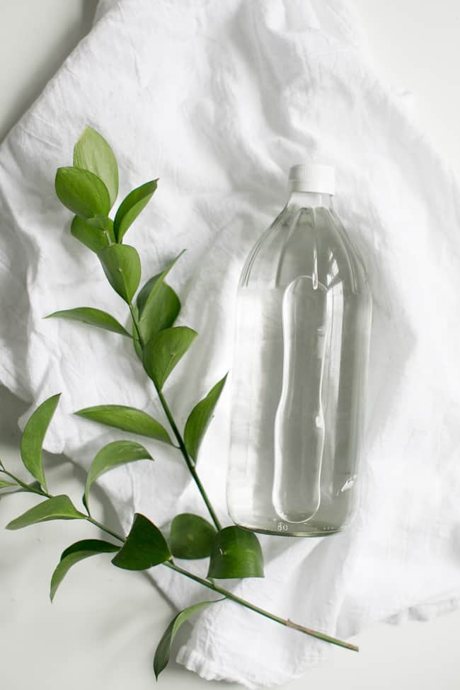 Vinegar | 10 Must-Have Ingredients for Homemade Cleaners