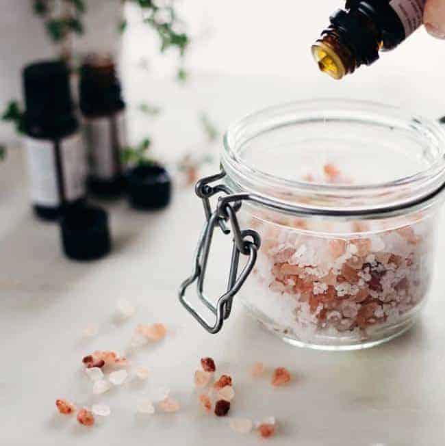 Detox Pink Salt Bath Soak