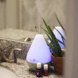 5 Essential Oil Diffuser Blends for Stress