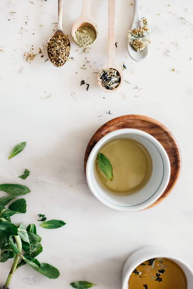 Det bästa teet för huden: 12 te för att börja dricka