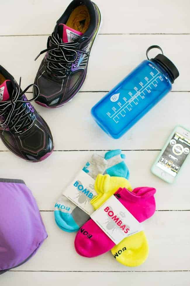 My Running Essentials + 5 Pre-Run Dynamic Stretches