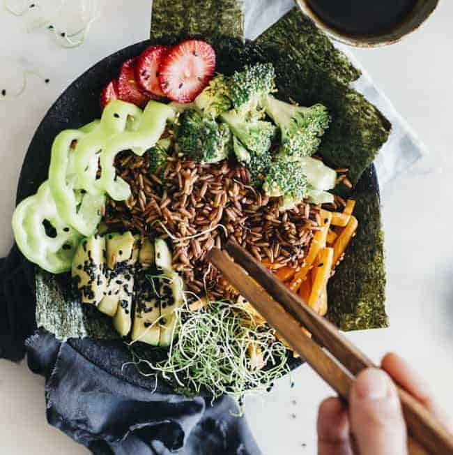Deconstructed-Sushi-Bowl