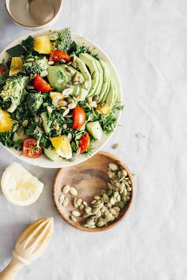 Bloat-Busting Salad | 24 Hour Detox