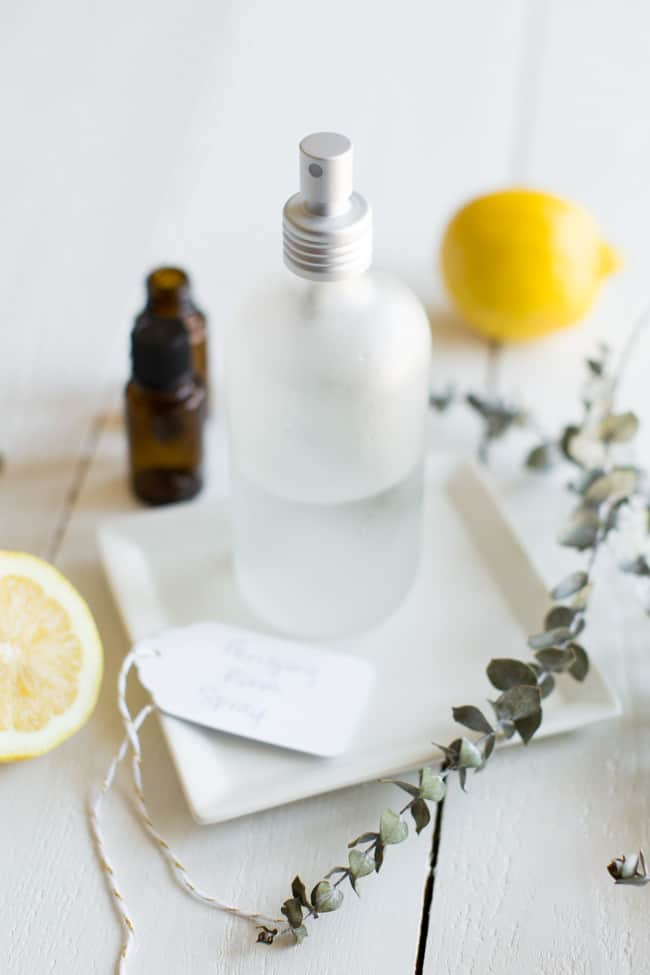 11 Home, Beauty & Wellness Uses For Eucalyptus - Room Mist