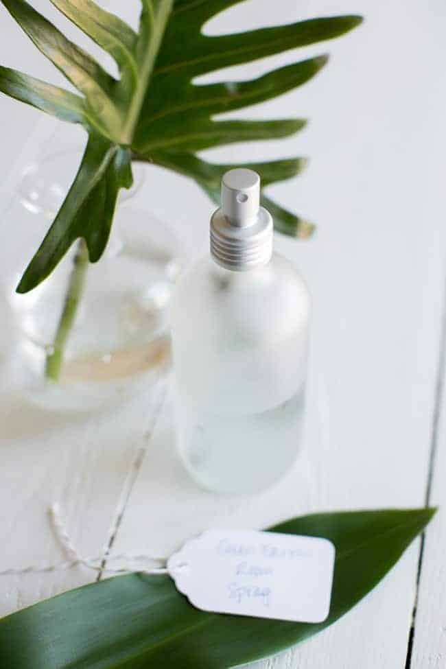 Green Earth Room Spray | 4 Essential Oil Air Fresheners