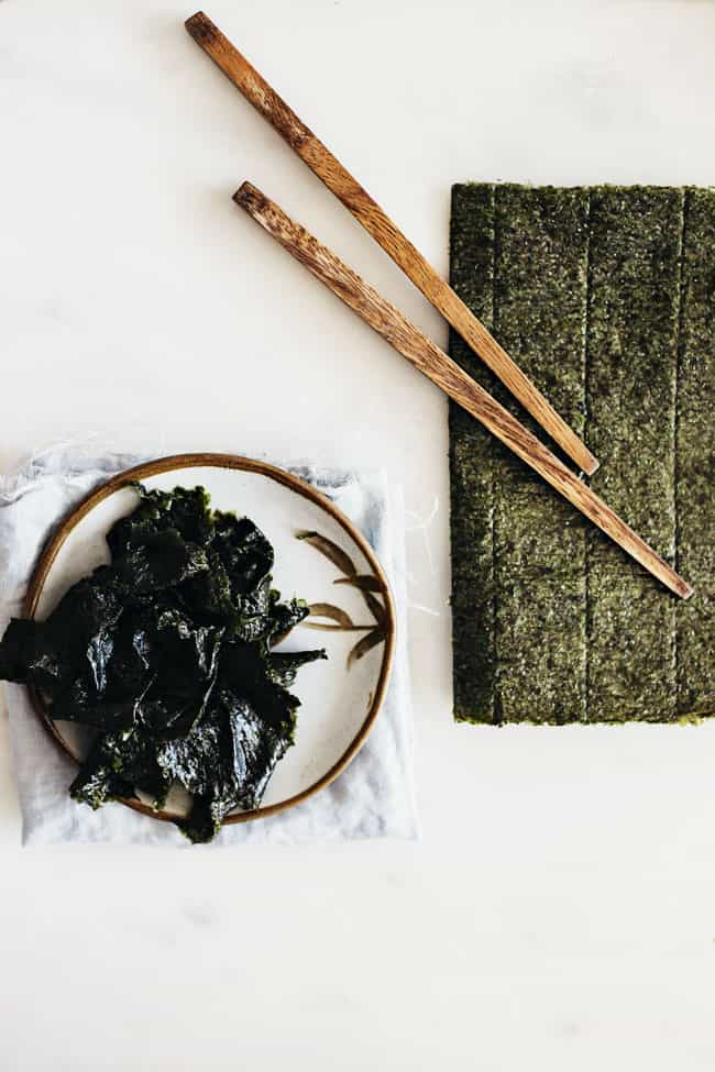 Seaweed | 15 Foods That Nourish Your Body Inside + Out