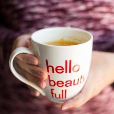 Soothing Honey Spice Throat Tea