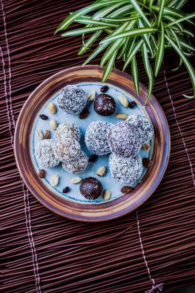 Chocolate Fudge Balls