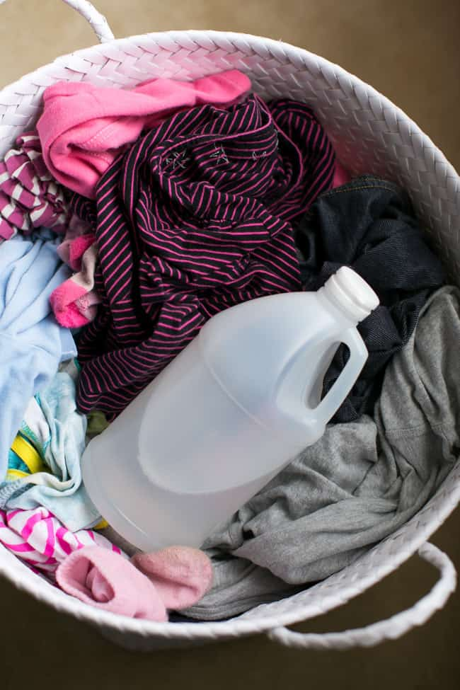 Everyday Laundry Cleaning Tasks