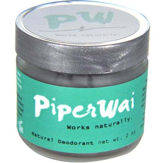 Paperwai Natural Deodorant