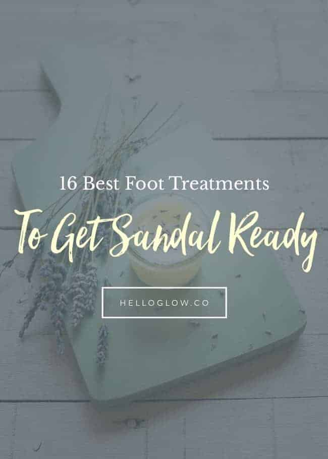 16 Best Foot Scrub, Soaks + Balm Recipes