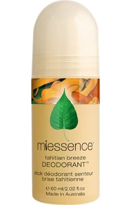 Miessence Tahitian Breeze Roll-on Deodorant