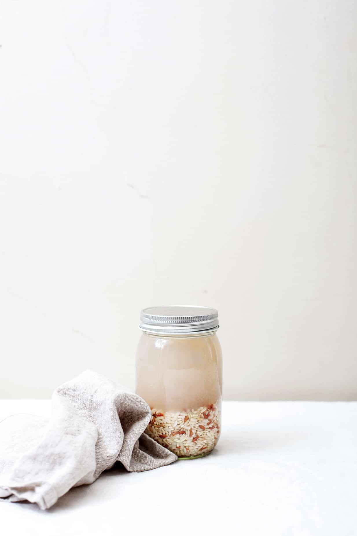 Horchata Latte Pops