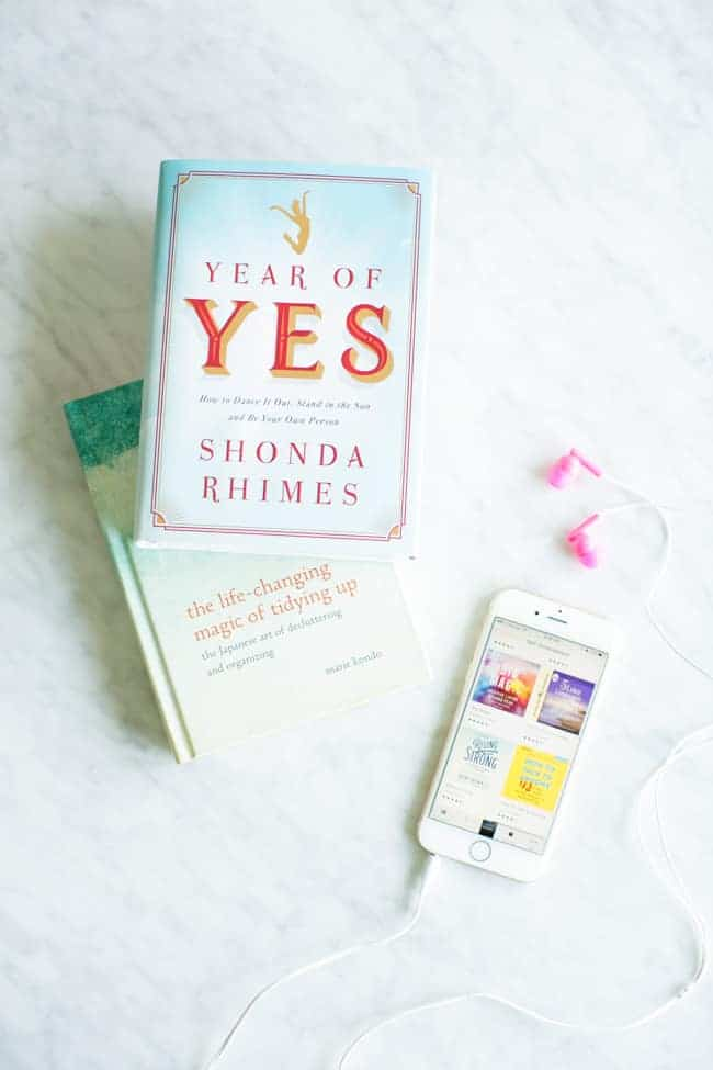 6 Wellness Books on Our Summer Reading List