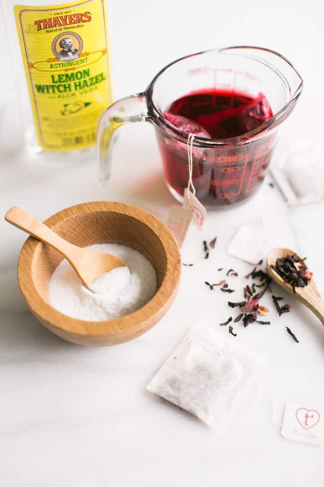 Hibiscus Vitamin C Toner Recipe