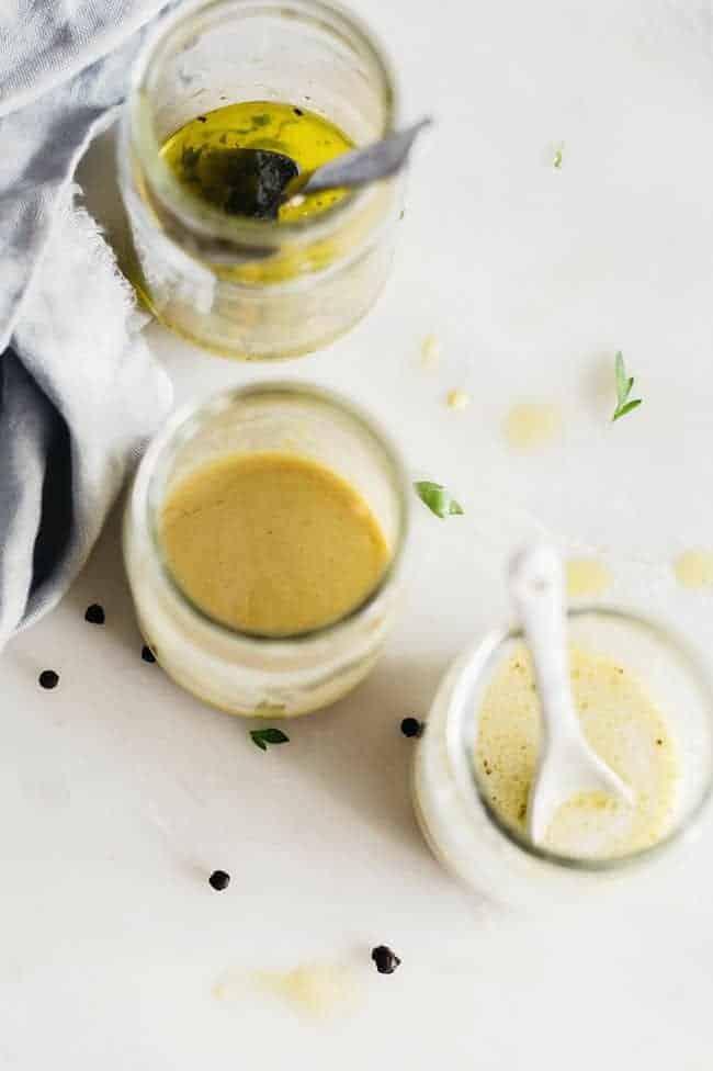 How to Make Homemade Salad Dressing + 3 Recipes