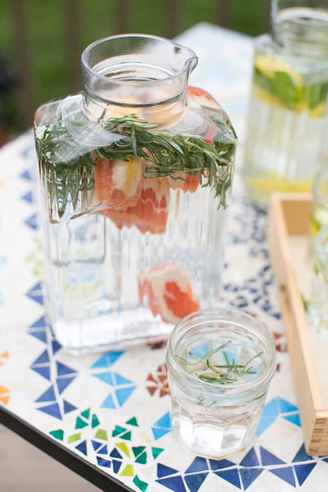 3 Herb Infused Water Recipes Hello Glow