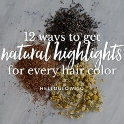 12 Ways to Get Natural Highlights