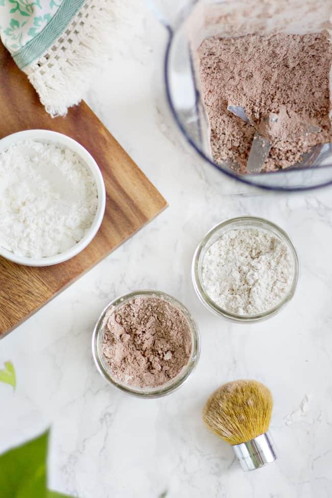 3-Ingredient Dry Shampoo