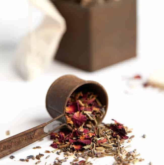 3 Customized Tea Blends for Stress, Motivation + Mood