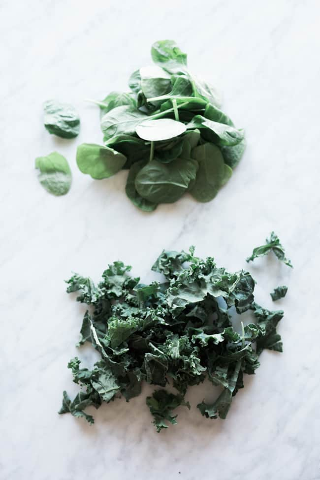 Greens | 5 Ingredients for the Perfect Salad
