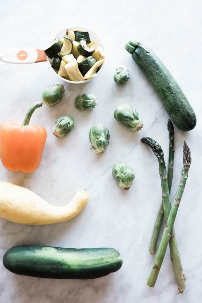 Low Carb Veggies   How to Make the Perfect Salad