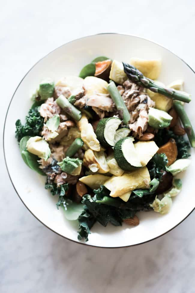 5 Ingredients for the Perfect Salad