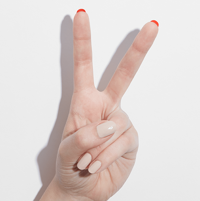 Flip Side Nails by Julep | 6 Easy Nail Ideas