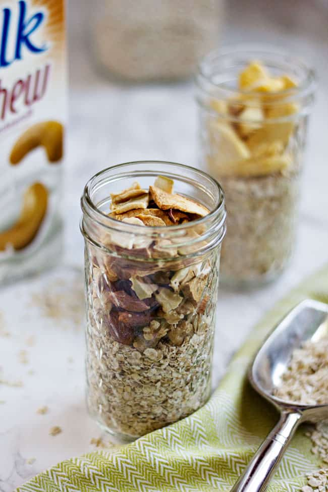 How to Make DIY Instant Oatmeal Packs