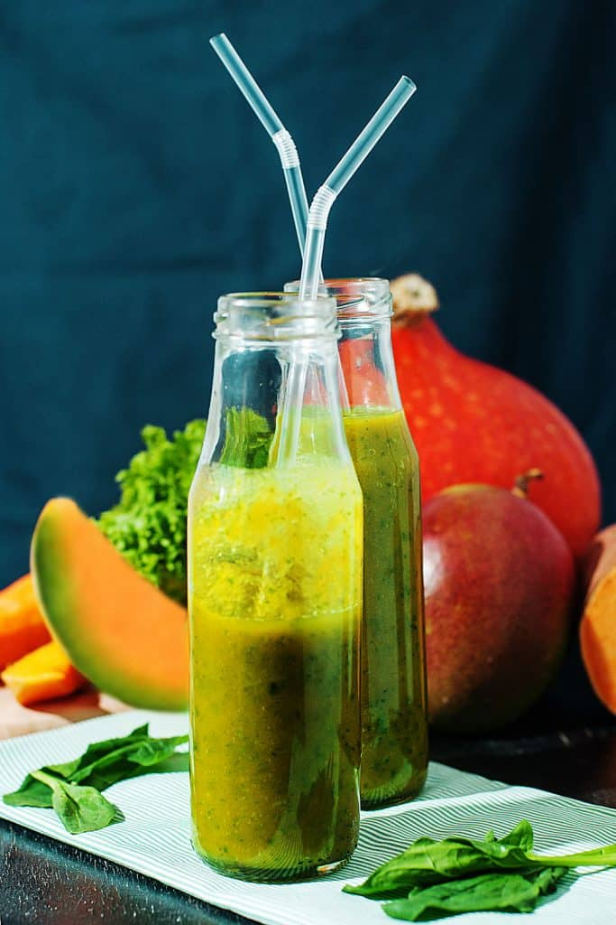 Beta Carotene Smoothie by Healthsomeness