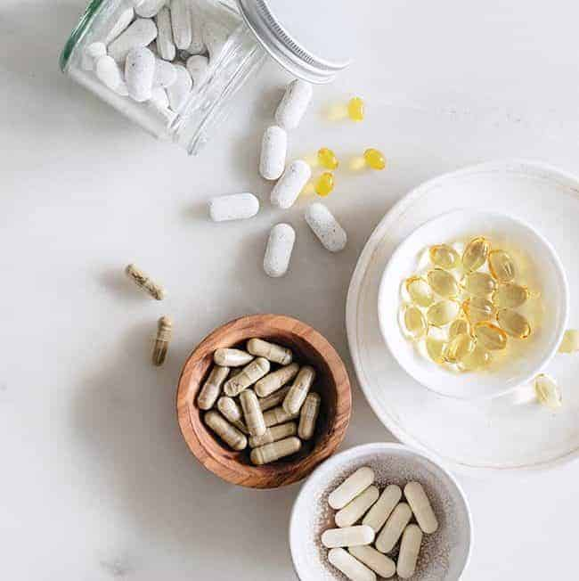 Nutritionist Recommended Supplements