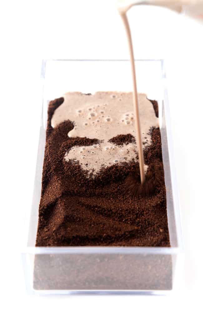 DIY Caffè Mocha Soap Bars