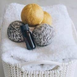 Make Your Own Wool Dryer Balls & Never Buy Dryer Sheets Again